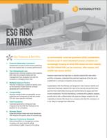 ESG RR Brochure - Thumbnail
