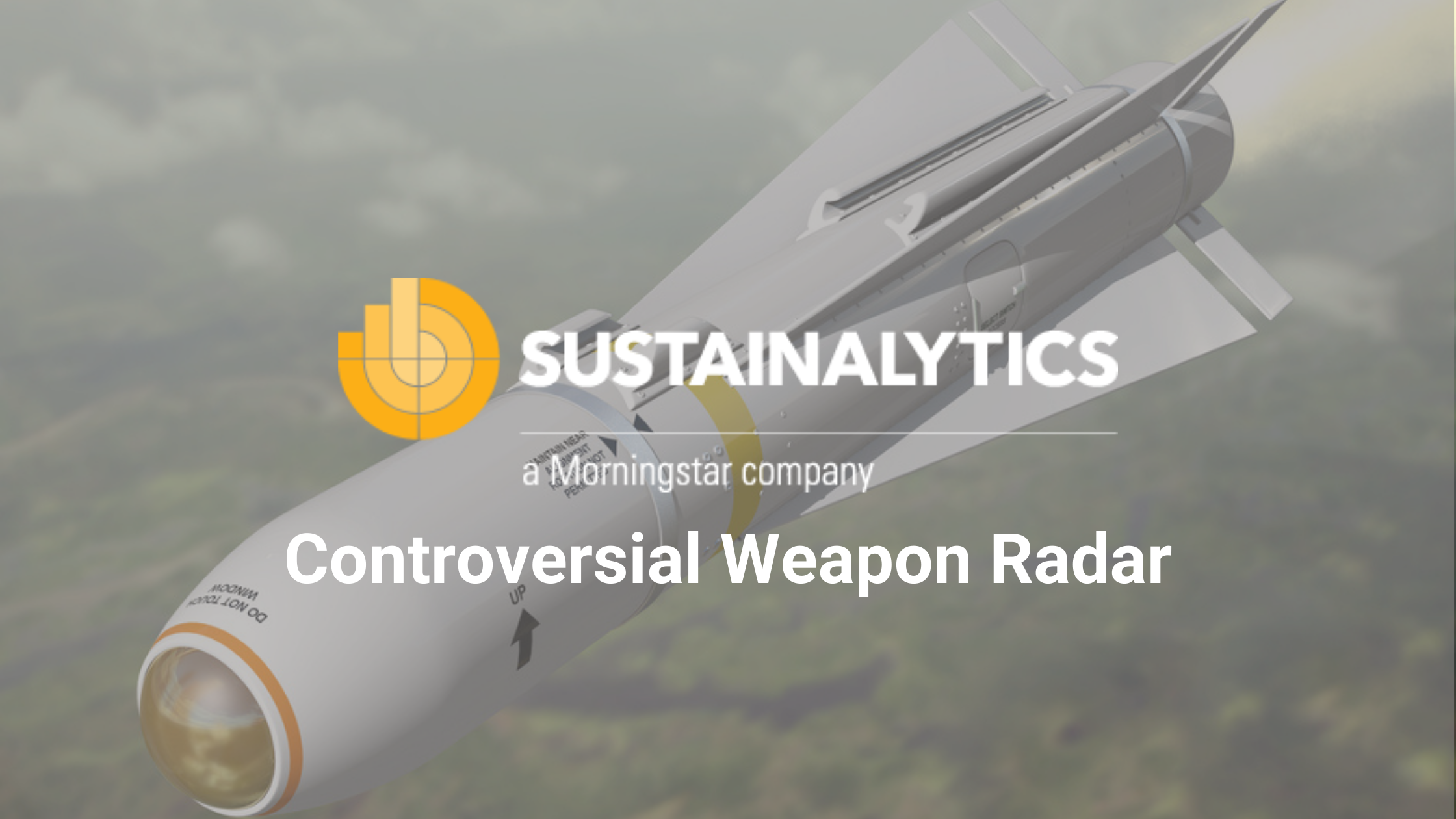 controversial weapons