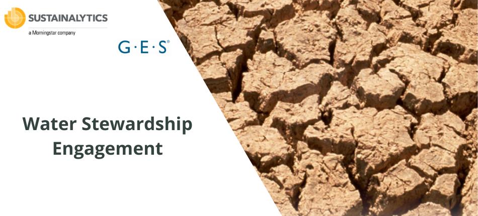 Water Stewardship Engagement