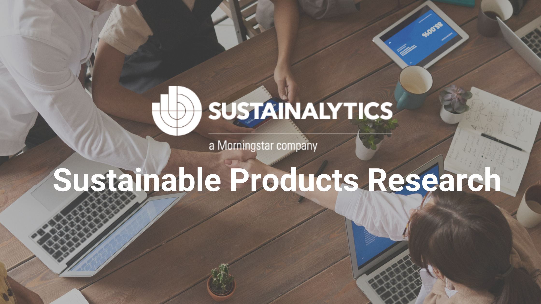 sustainable research products