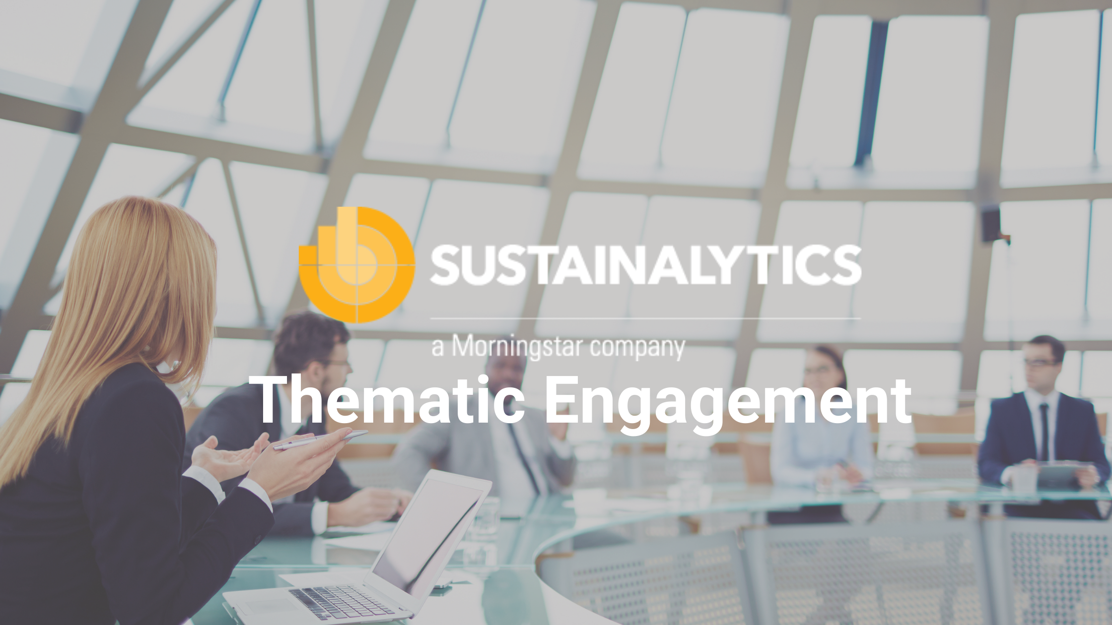 thematic engagement